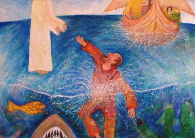 Nenechá ho utopiť