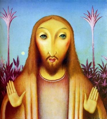 Jan Zrzavý: Žlutý Kristus